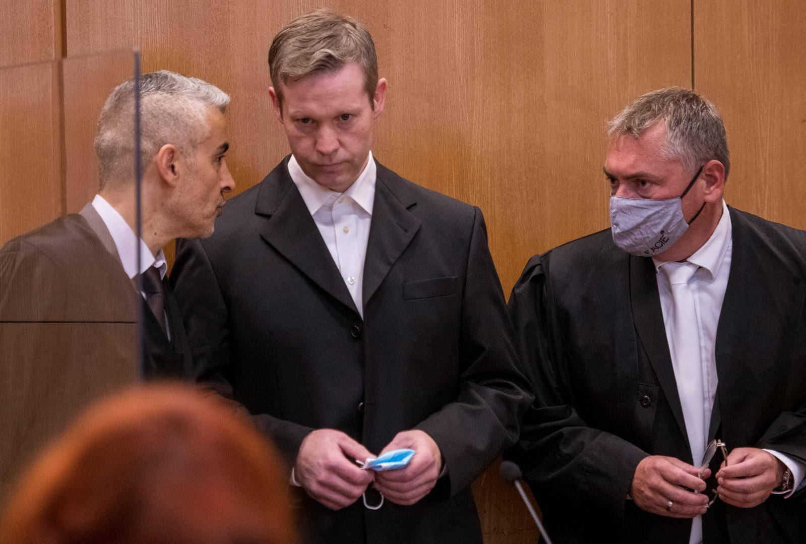 Murder trial begins in assassination of Walter Luebcke, in Frankfurt