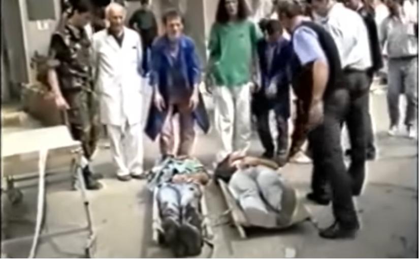 Obljetnica masakra u Sarajevu:  Granatirali tržnicu dok su ljudi mirno čekali u redu za kruh...