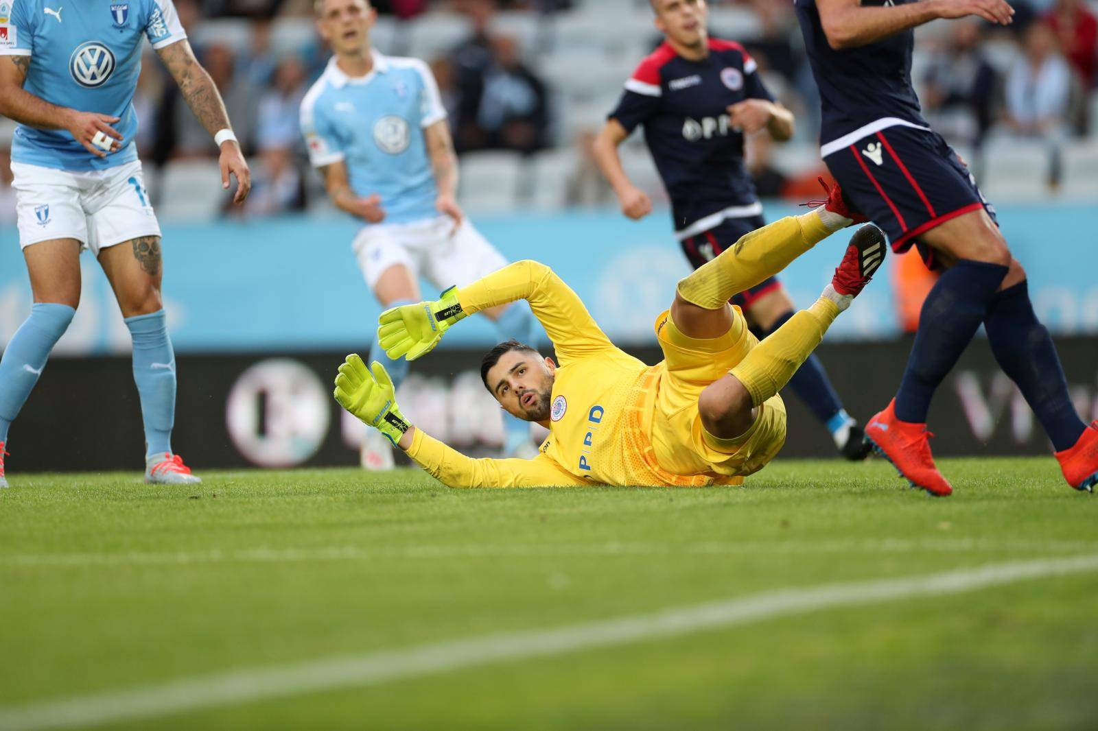 UEFA Europa League - third qualifying round - Malmo FF v Zrinjski Mostar
