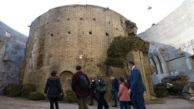 The Mausoleum of Augustus reopens to the public