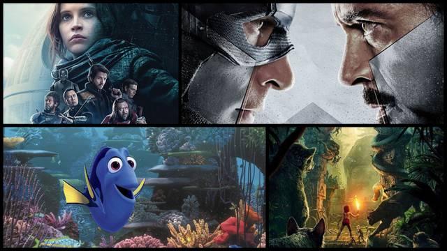 Apsolutna dominacija: Disney opet na vrhu ljestvice po zaradi