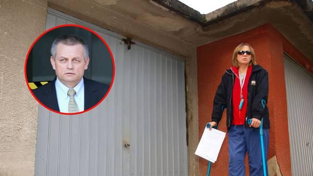 Mijo Crnoja udovici Veselina Marinova mora vratiti garažu