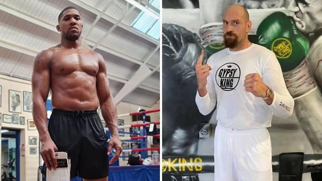 Fury provocira: Joshua, ti si klošar. Ako te ne nokautiram u prve tri runde, predat ću meč