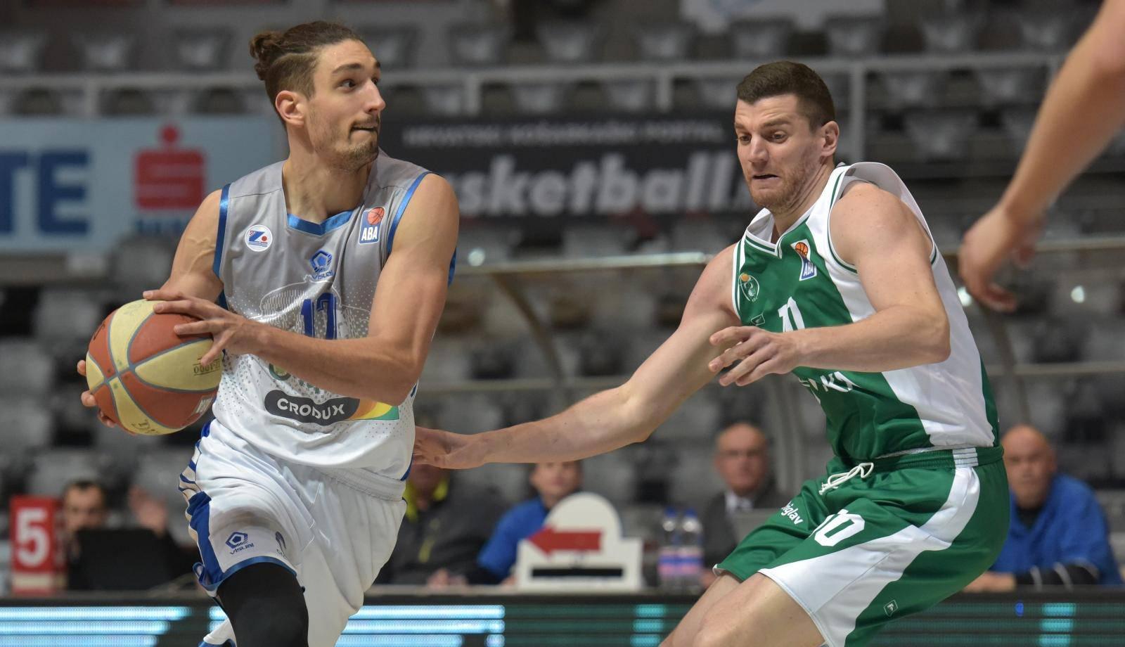 Zadar: U 17. kolu ABA lige sastali se KK ZAdar i KK Krka
