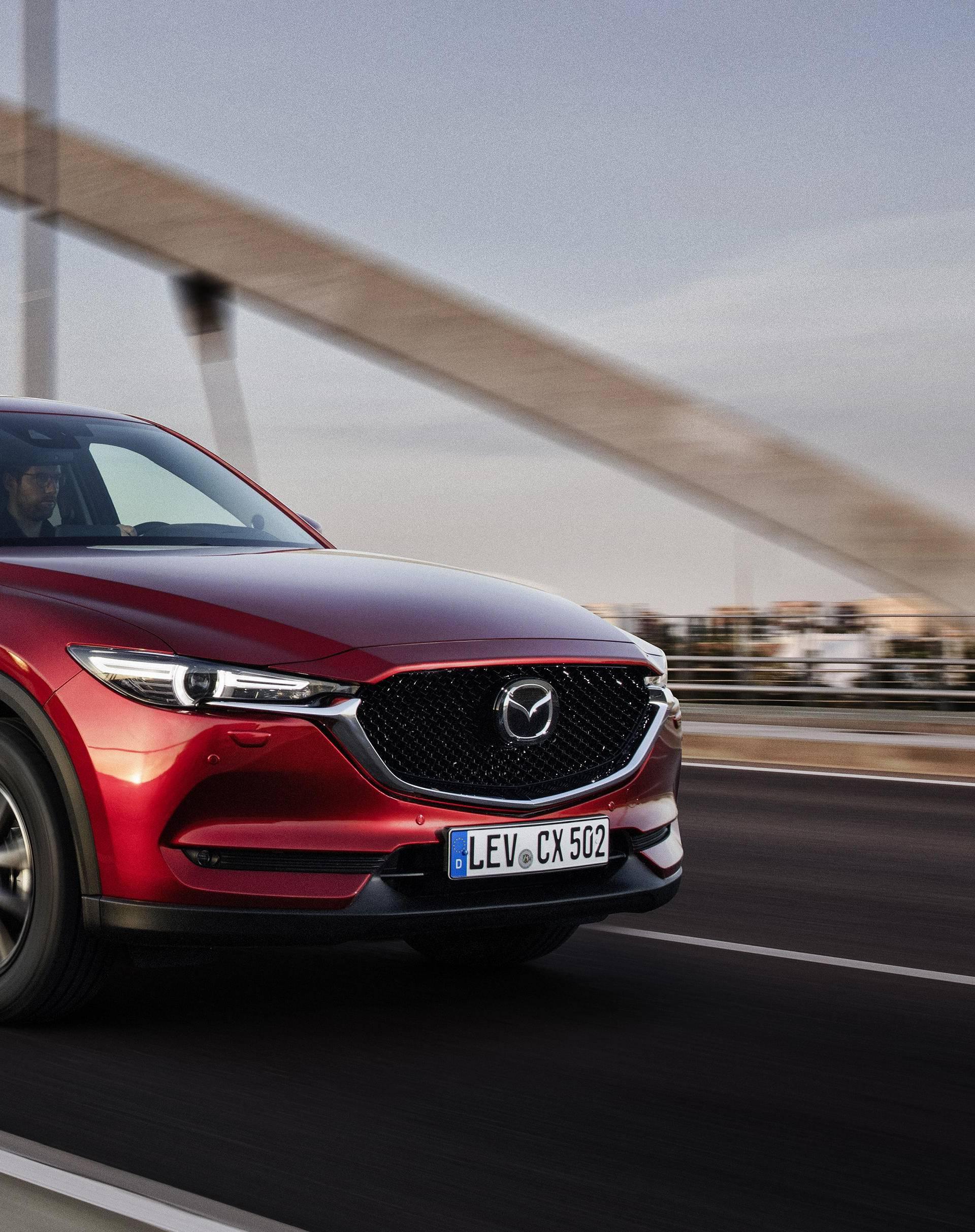 Kraljica tišine: Mazda CX-5 u novoj koži je majstorica vožnje
