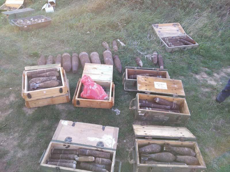 U Puli našli tisuće granata i projektila iz II. svjetskog rata