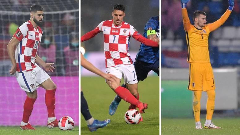 Livaković nije ni osjetio loptu, a dobio dva gola. Joško odličan, Brekalo ovaj put dobar na beku