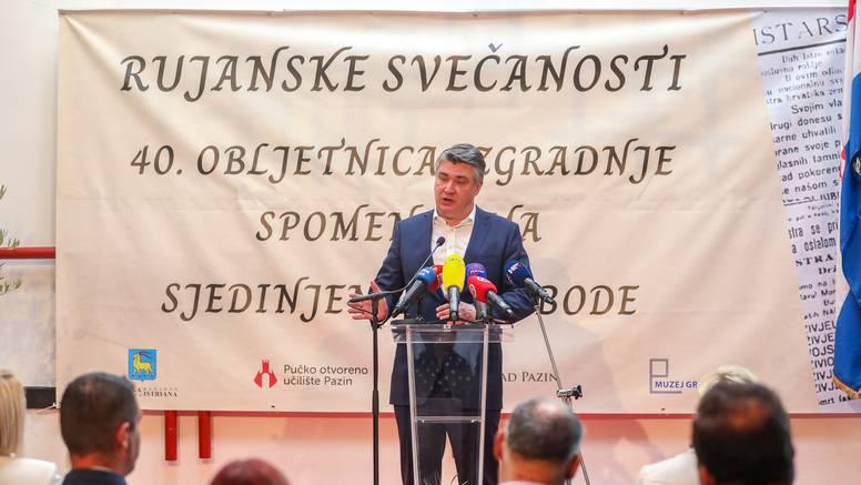 Milanović o Vučićevoj ideji za Dan srpskog jedinstva: 'Besposlen pop i jariće krsti'
