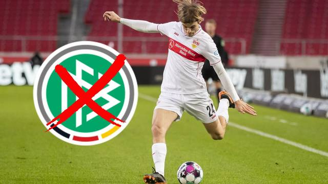 Sosa neće ni moći igrati za Njemačku!? Nijemci: Njegov bi se san mogao odmah ugasiti