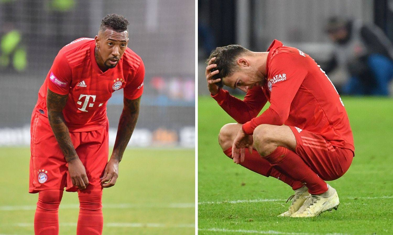 Drama na treningu Bayerna: Boateng ošamario suigrača!