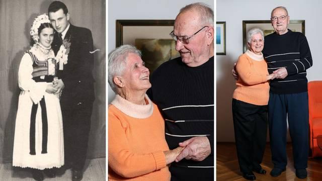 Slave 66 godina braka: 'Moja Marijana držala je sve kuteve u kući i brinula o djeci'