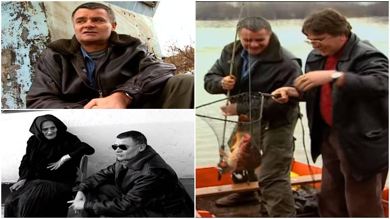 'Kada umrem i opet se rodim, siguran sam da ću biti ribar...'