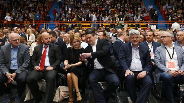 Drugi krug izbora u SDP-u: Premoć opet odnio Milanović