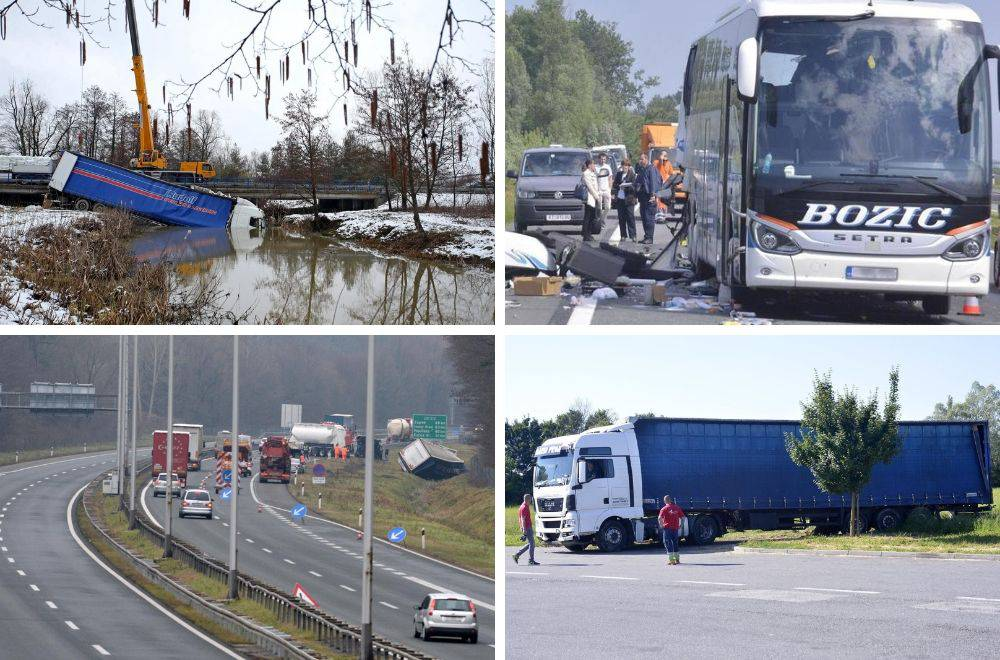 Dionica puna tragedija: Sudari, slijetanja s ceste, brojne žrtve