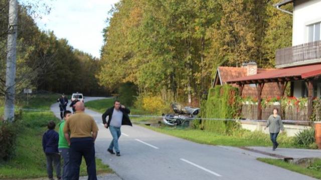 'Presretač nije 'ganjao' vozača kod Bjelovara prije slijetanja'