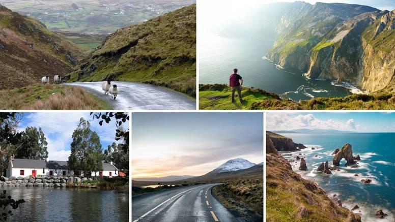 Irski 'Route 66': Ide uz ocean i impresionira divljom ljepotom