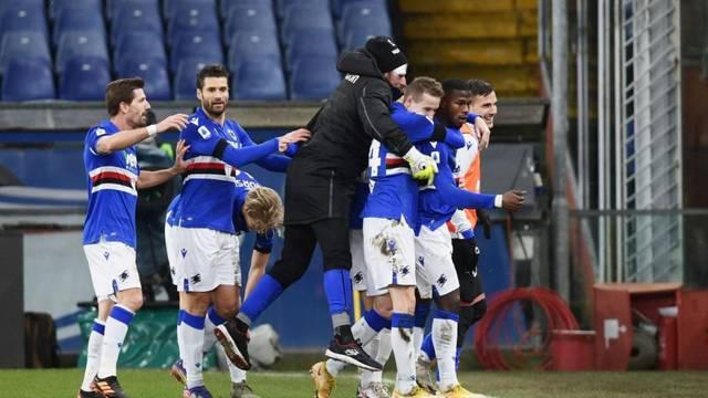 Sampdoria srušila nevjerojatan Interov niz, Broz asistirao...