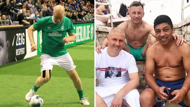 Ivan Klasnić za 24sata: Ostao sam bez ijedne dlake na tijelu