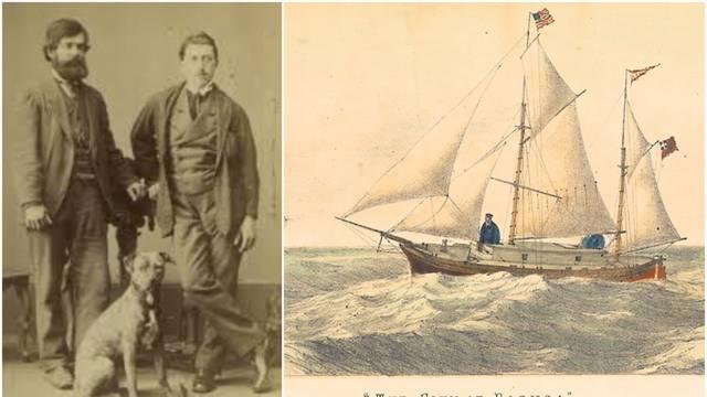Dubrovački kapetan prvi je na svijetu jedrilicom preplovio Atlantski ocean i to zbog oklade