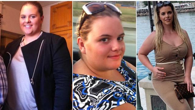 Najdeblja faza Nine Martine: 'Imala sam 18 godina i 150 kg'