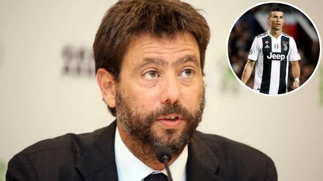 Juveov predsjednik: Cristiano je nevin, vidim to u pogledu...