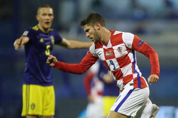 Zagreb:クロアチアは、リーグオブネイションズの第3ラウンドでスウェーデンをホストしました