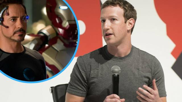 Zuckerberg traži glas za svoju kuću, ponudio mu se Iron Man
