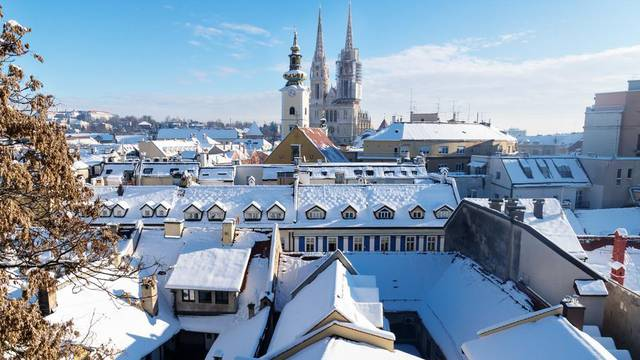 Hoćemo li ove godine napokon imati pravu zimu i snijeg?