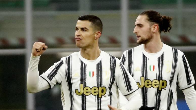 Dvije greške koštale Inter: CR7 iskoristio je poklone za pobjedu
