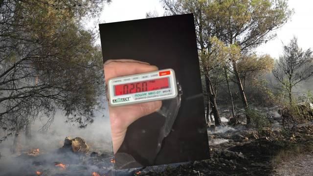 Rezultat požara kod Černobila: Povećana je  radioaktivnost...