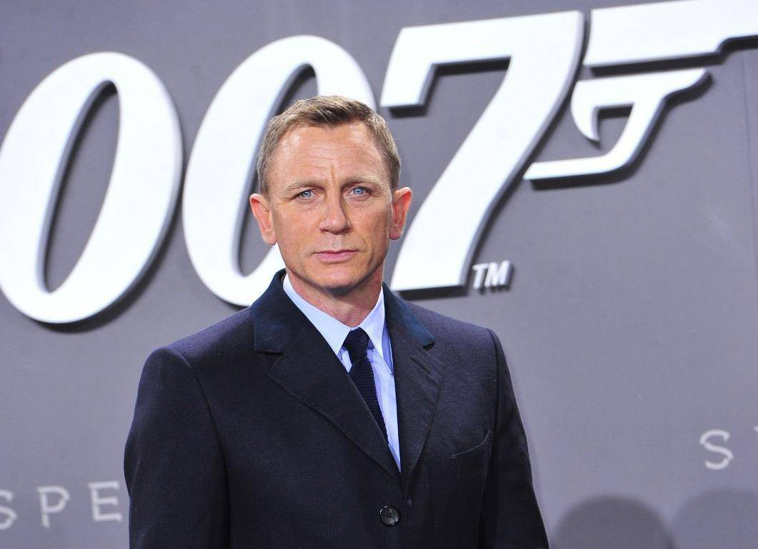 Premiere 'Spectre' in Berlin