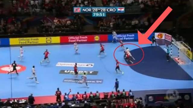'Gol za pobjedu Hrvatske nije regularan!' Čini se da je istina