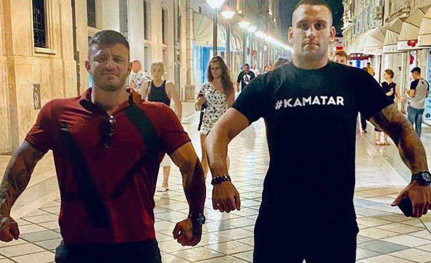 'Kamatar' Antonio Plazibat u akciji: Majice za pomoć djeci...