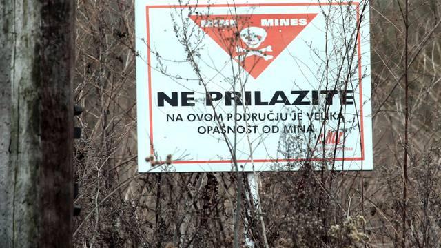 Lagao policiji da je stavio mine oko svoje kuće u Brnazama