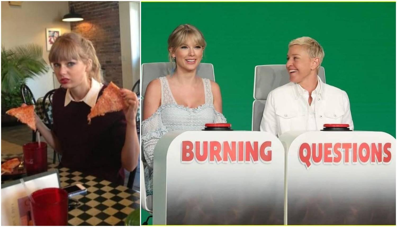 Swift se usporedila s rakunom: 'Po noći jedem sve što nađem'
