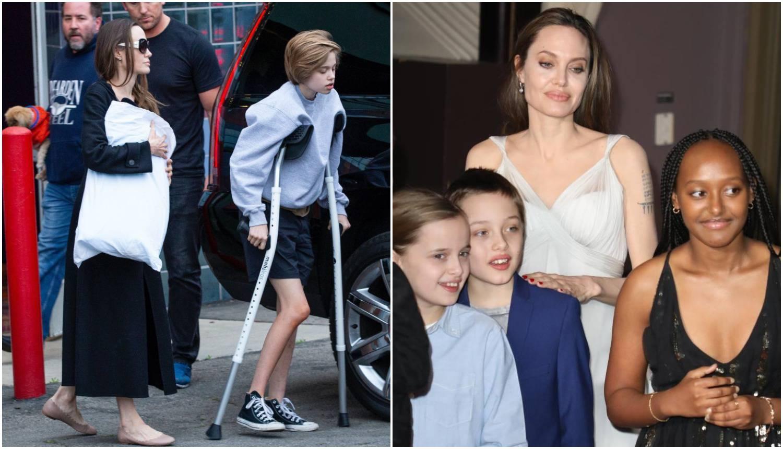 Angelina o najtežem periodu: 'Dvije kćeri su mi na operaciji'
