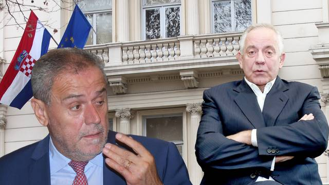 Nema više I.S. i M.B., sad su Ivo Sanader i  Milan Bandić...
