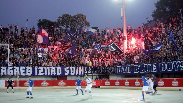Šalata je gorjela: BBB i Futsal Dinamo napravili su spektakl!