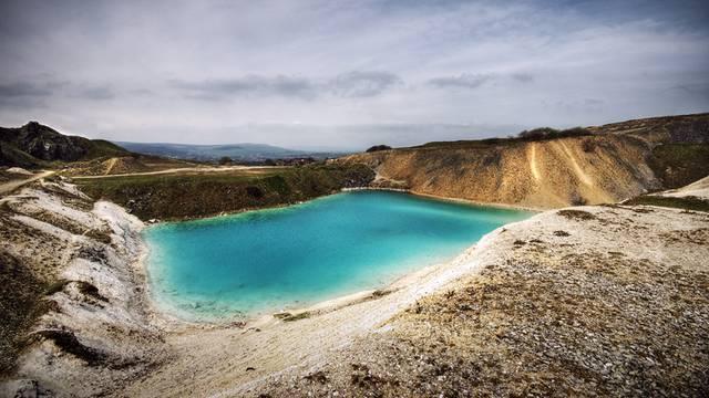 Plava laguna... Smrti. Ovo je najopasnije jezero u Engleskoj: 'Kao da se kupate u izbjeljivaču'