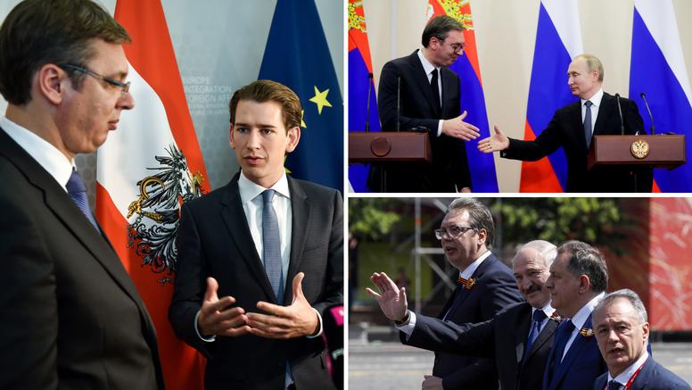 Ne bude li otvorio vrata EU-a, uz Vučića će biti likovi koji ljudima stavljaju otrov u gaće