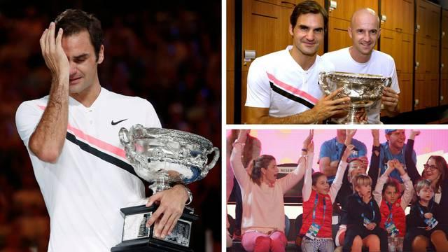 Krivili su Mirku za Federerov pad, a oni su i danas na vrhu