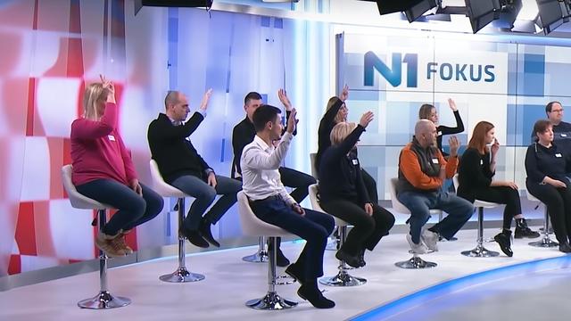 'Umjesto u utrku Kolinda bi se trebala priključiti komičarima'