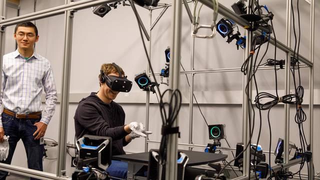 Sve na dohvat ruke: U Oculusu rade rukavice za igranje u VR