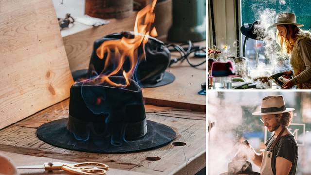 Audrey i Nuriel: 'Izgoreni šešir najprije je bio mala nezgoda, a onda postao naš zaštitni znak'