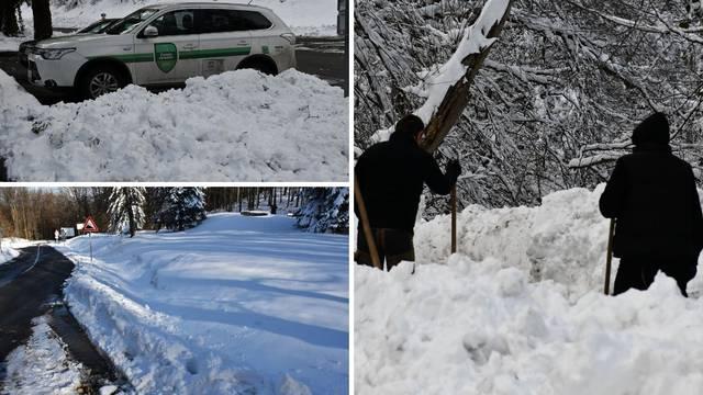 Muškarci koje su pronašli na Papuku smrznute su s područja Požeško-slavonske županije