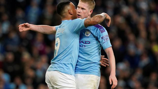 Premier League - Manchester City v Leicester City