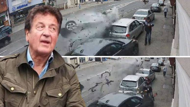 Optužen vozač (67): U Dubravi razbio parkirane automobile i prouzročio štetu od 730.000 kn