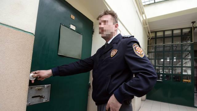 Pravosudni policajci: Bili smo na odjelu u kojem se pojavio virus, testirali su sve - osim nas