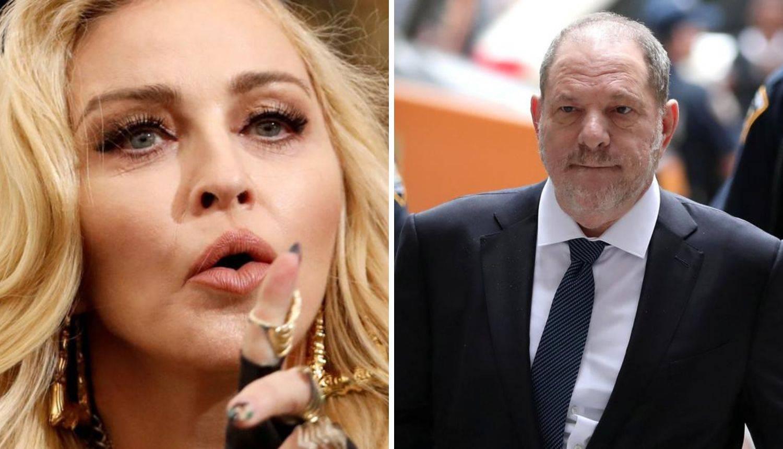 Madonna o Weinsteinu: 'Bio je seksualno napastan i oženjen'