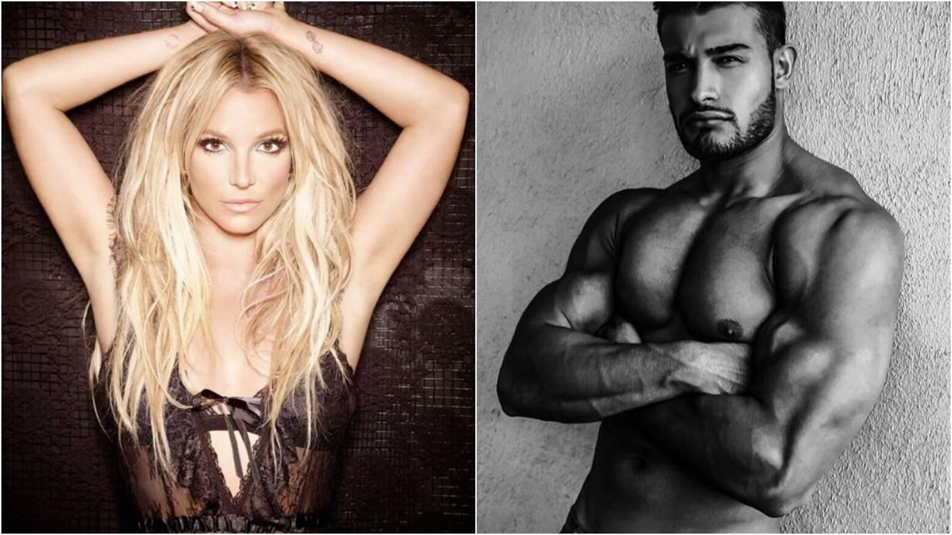 Britney 'upecala' isklesanog i 12 godina mlađeg manekena
